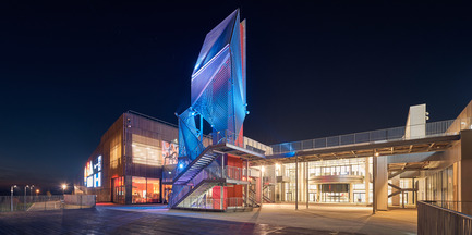 Press kit | 896-09 - Press release | Les Saisons - Arte Charpentier Architectes - Architecture commerciale - Photo credit: Epaillard+Machado