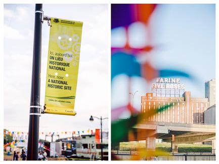 Press kit | 1039-05 - Press release | Village Éphémère - Association du design urbain du Québec (ADUQ) - Event + Exhibition - Photo credit: Jean-Michael Seminaro