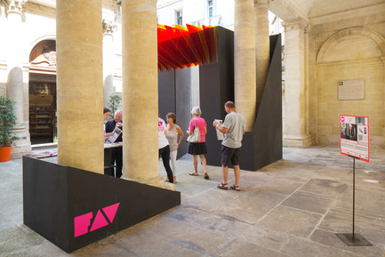 Press kit | 982-30 - Press release | Festival des Architectures Vives 2016 - Montpellier et La Grande Motte - Association Champ Libre - Festival des Architectures Vives (FAV) - Design urbain - Porte Vers ...<br>Maurice Schwab - Photo credit: Paul KOZLOWSKI ©photoarchitecture.com&nbsp;<br>Site&nbsp;: http://photoarchitecture.com