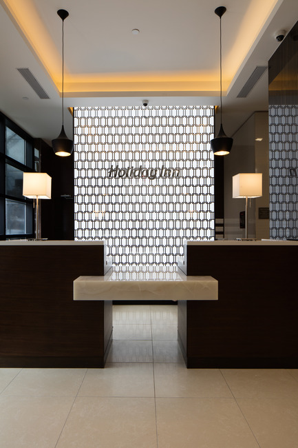 Dossier de presse | 865-20 - Communiqué de presse | Andres Escobar Revolutionizes Guest Experience at New Hotel in Downtown Brooklyn - Escobar Design by Lemay - Commercial Interior Design - Crédit photo :          ©️ Inessa Binenbaum