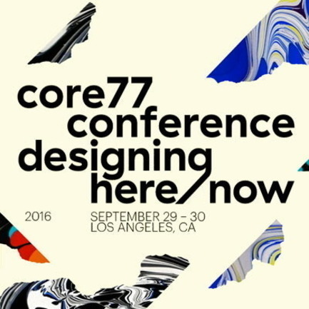 Press kit | 2048-03 - Press release | 3rd Annual Core77 Conference Tickets Now Available - Core77 - Industrial Design - 2016 Core77 Conference - Photo credit: Core77