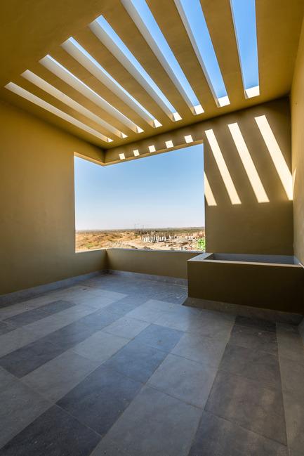 Dossier de presse | 1432-01 - Communiqué de presse | Studios 18 - Sanjay Puri Architects - Residential Architecture - Crédit photo : Vinesh Gandhi