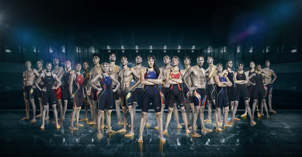 Press kit | 2170-01 - Press release | Look faster, feel faster and be faster with the SPEEDO® Fastskin LZR Racer X - Speedo - Product - Team Speedo - Photo credit: Speedo