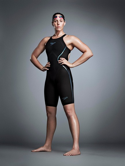 Press kit | 2170-01 - Press release | Look faster, feel faster and be faster with the SPEEDO® Fastskin LZR Racer X - Speedo - Product - Alicia Coutts - Photo credit: Speedo