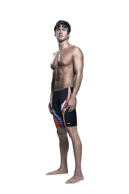 Press kit | 2170-01 - Press release | Look faster, feel faster and be faster with the SPEEDO® Fastskin LZR Racer X - Speedo - Product - Nathan Adrian - Photo credit: Speedo