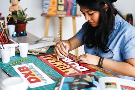 Press kit | 1834-06 - Press release | Announcing Dubai Design Week 2016 - Dubai Design Week - Event + Exhibition - Ape Creative presents 'Byahe: A Typographic Exploration' at FN Designs, Alserkal Avenue - Photo credit: Dubai Design Week