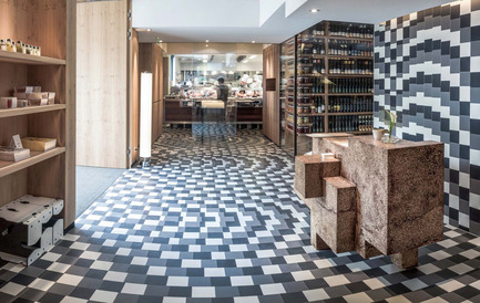 Press kit | 1124-09 - Press release | WIN Awards - Hospitality Shortlist Announced - World Interiors News - Commercial Interior Design - WIN Awards 2016 - Restaurants Category:&nbsp;Steirereck im Stadtpark by PPAG architects ztgmbh (Austria)<br><br>PPAG architects design takes the individual tables as its starting point. The special table arrangement, the large electric sash windows and the slightly reflective metal façade, which appears to be coated with dew, all give the guests in the new pavilion the sense of being outside and yet also at home. At the same time they experience the highest levels of acoustic and thermal comfort. The material of the pavilion's façade is brought into the interior of the existing, listed dining space, enabling rooms of differing sizes and proportions to be created according to need by means of rotatable elements.<br><br>'We all thought that the windows raised up to become an indoor-outdoor space are amazing, and also the thoughtfulness in the design and the way that it can adapt. It's impressive that it is so polished with such a high level of finish even though the individual parts all move and it is such an adaptable space. The commitment to the intricate pattern on the tiles, which must have been an absolute nightmare to plan and lay, also impressed us.' DA<br> - Photo credit: PPAG architects ztgmbh