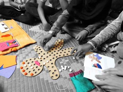 Press kit | 1834-07 - Press release | Global Grad Show Announces 2016 Exhibition - Dubai Design Week - Event + Exhibition - Let's talk about sexuality by Charlotte Noel Payrat,L'École de design Nantes Atlantique (France) - Photo credit: Dubai Design Week