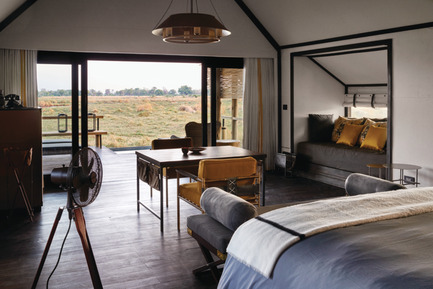 Press kit | 1124-09 - Press release | WIN Awards - Hospitality Shortlist Announced - World Interiors News - Commercial Interior Design - WIN Awards 2016 - Hotels Category:&nbsp;Belmond Eagle Island Lodge by The Gallery HBA (Botswana)<br><br>Perched on a private island encircled by the Okavango Delta, the redesign of Belmond Eagle Island Lodge was completed 1 November 2015 with the brief of reaffirming its reputation as the ultimate Botswana safari destination. Interior designer The Gallery HBA translated the inspiring surrounds into a journey of discovery, with each area revealing interpretations of the natural world through features, materials and patinas that convey the spirit of adventure and inspire memories.<br><br>'As one of the most beautiful places in Botswana, this fantastic getaway has an architecture that melds respectfully into its surroundings. Thoughtful, warm and graced by beautiful details in carefully selected materials, Belmond Eagle Island Lodge is a place to truly experience. Traditional craftsmanship and contemporary design are combined to produce an atmosphere that is beyond the expected as well as sustainable.' LG<br><br>'One of my favourite projects as it is a luxury hotel within the atmosphere of a scientist camp with tents in the pure nature of Africa. Details seem to be basic and from former times, but they are modern luxury. Not too shiny, very sympathetic design.' PJ - Photo credit: The Gallery HBA