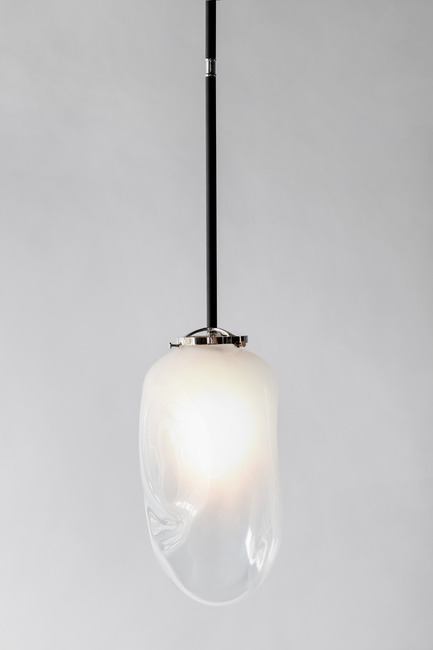 Press kit | 2179-01 - Press release | Atelier Anaka Launches Online Boutique for Modern, Handmade Lighting - Atelier Anaka - Lighting Design -  Christine.1 Pendant, from $700 CDN - Photo credit: Adrien Williams