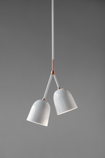 Press kit | 2179-01 - Press release | Atelier Anaka Launches Online Boutique for Modern, Handmade Lighting - Atelier Anaka - Lighting Design -  Tara.2 Pendant, from $395 CDN - Photo credit: Adrien Williams