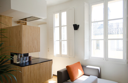 Press kit | 2180-01 - Press release | A big LITTLE nest - Mickaël Martins Afonso & L'atelier miel - Residential Interior Design - Kitchen - Photo credit: Mickaël Martins Afonso