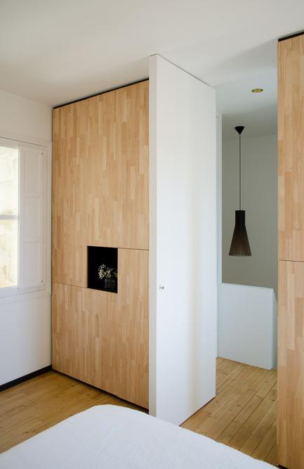 Press kit | 2180-01 - Press release | A big LITTLE nest - Mickaël Martins Afonso & L'atelier miel - Residential Interior Design - Room - Photo credit: Mickaël Martins Afonso