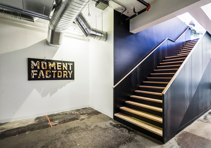 Press kit | 880-10 - Press release | Moment Factory - MU Architecture - Design d'intérieur commercial - Photo credit: Ulysse Lemerise Bouchard