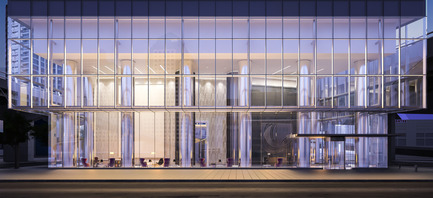 Press kit | 2066-02 - Press release | II BY IV DESIGN | The Epitome of Silent Luxury - II BY IV DESIGN - Urban Design - Ten York_Exterior - Photo credit: Norm Li Architectural Graphics