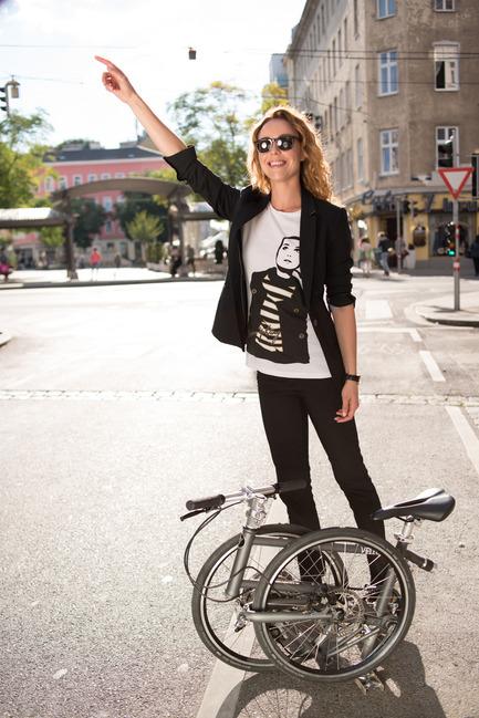 Press kit | 1833-02 - Press release | The World's First Self-Charging Electric Folding Bike - VELLO bike+ - Lifestyle - VELLO bike+ THE FIRST SELF-CHARGING ELECTRIC FOLDING BIKE - Photo credit: VELLO bike - D. Zahariev