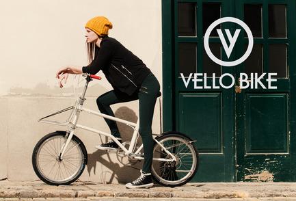 Press kit | 1833-02 - Press release | The World's First Self-Charging Electric Folding Bike - VELLO bike+ - Lifestyle - VELLO bike+ THE FIRST SELF-CHARGING ELECTRIC FOLDING BIKE - Photo credit: VELLO bike -Leonardo Paolo Ramirez Castillo