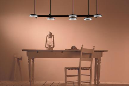 Press kit | 2110-02 - Press release | Larose Guyon's new lighting collection Le Royer - Larose Guyon - Lighting Design - Le Royer - Large02 - Photo credit: Larose Guyon