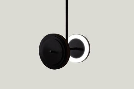 Press kit | 2110-02 - Press release | Larose Guyon's new lighting collection Le Royer - Larose Guyon - Lighting Design - Le Royer - Double - Photo credit: Larose Guyon