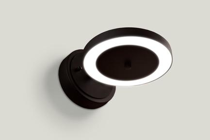 Press kit | 2110-02 - Press release | Larose Guyon's new lighting collection Le Royer - Larose Guyon - Lighting Design - Le Royer - Wall Simple - Photo credit: Larose Guyon