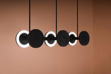 Press kit | 2110-02 - Press release | Larose Guyon's new lighting collection Le Royer - Larose Guyon - Lighting Design - Le Royer - Large01 - Photo credit: Larose Guyon