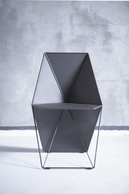 Press kit | 2204-02 - Press release | The Monumental Chair - Eray Carbajo - Product - Design by Eray Carbajo - Photo credit: Gokce Yagmur