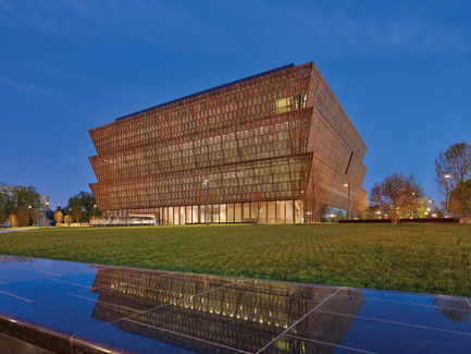 Press kit | 1176-12 - Press release | Renowned Architect DavidAdjaye Announced as IDS17 International Guest of Honour - Interior Design Show (IDS) - Event + Exhibition - The National Museum of African American History and Culture&nbsp;<br> - Photo credit:  &nbsp;Alan Karchmer
