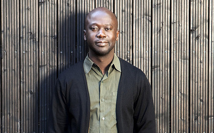 Press kit | 1176-12 - Press release | Renowned Architect DavidAdjaye Announced as IDS17 International Guest of Honour - Interior Design Show (IDS) - Event + Exhibition - David Adjaye - Photo credit: Ed Reeve