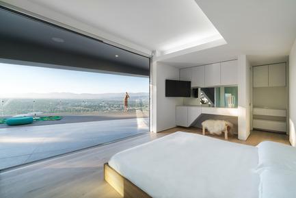 Press kit | 2244-01 - Press release | MU77 Receives 2016AIA|LA Design Award - Arshia Architects,ltd - Residential Architecture - MU77-BEDROOM - Photo credit: PAUL VU