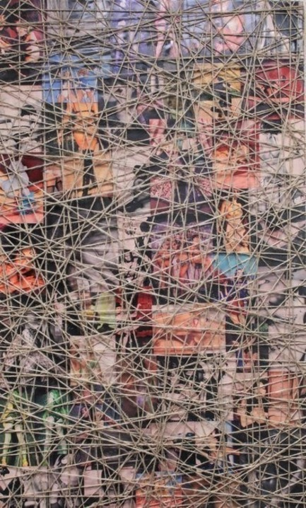 Press kit | 2125-03 - Press release | Bernie Taupin: Antiphona Opens in New York - Waterhouse & Dodd Fine Art - Art - Peep-Show 2016 - Photo credit: BERNIE TAUPIN