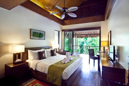 Press kit | 2249-01 - Press release | Dusai Resort & Spa - VITTI Sthapati Brindo Ltd. - Residential Architecture - Hotel Interior  - Photo credit: Digita Interactive Limited