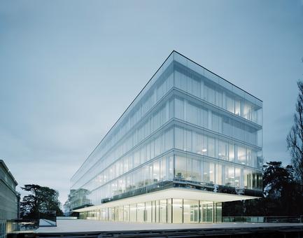 Press kit   2237-01 - Press release   World Trade Organization - wittfoht architekten - Institutional Architecture - world trade organization<br> - Photo credit: brigida gonzález<br>