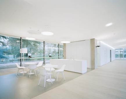 Press kit   2237-01 - Press release   World Trade Organization - wittfoht architekten - Institutional Architecture - space for informal meetings - Photo credit: brigida gonzález<br>