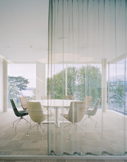 Press kit   2237-01 - Press release   World Trade Organization - wittfoht architekten - Institutional Architecture - conference room<br> - Photo credit: brigida gonzález<br>