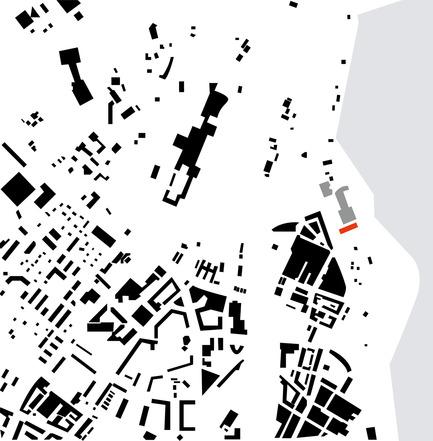 Press kit   2237-01 - Press release   World Trade Organization - wittfoht architekten - Institutional Architecture - figure ground plan<br> - Photo credit: wittfoht architekten<br>