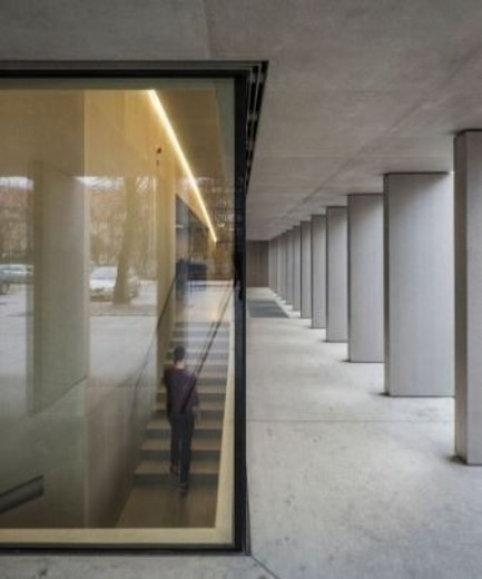 Dossier de presse | 661-35 - Communiqué de presse | World Architecture Festival 2016 – Day One Winners of International Architectural Awards Announced - World Architecture Festival (WAF) - Institutional Architecture - Crédit photo : Culture - Completed Buildings: National Museum in Szczecin by Robert Konieczny