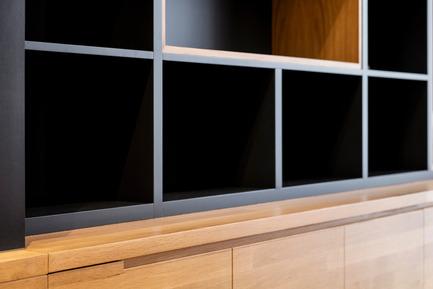 """Press kit   2260-01 - Press release   """"La Casa"""" of Paul & Sigi - MXMA Architecture & Design - Residential Interior Design - Photo credit: Adrien Williams"""