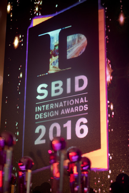 Press kit | 2066-05 - Press release | II BY IV DESIGN Win Show Flats and Development Award at SBID Awards 2016 - II BY IV DESIGN - Competition - SBID Awards 2016 - Photo credit: SBID