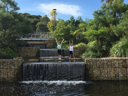 Press kit | 2210-01 - Press release | Sydney Park Water Re-Use Project - Turf Design Studio & Environmental Partnership - Landscape Architecture - Photo credit: Sara Reilly