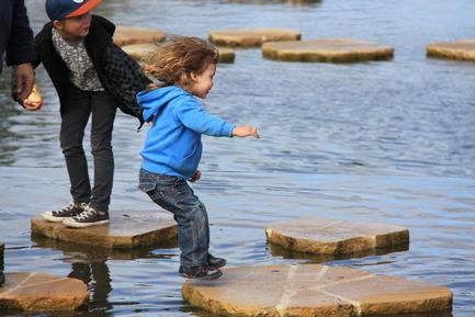 Press kit | 2210-01 - Press release | Sydney Park Water Re-Use Project - Turf Design Studio & Environmental Partnership - Landscape Architecture - Photo credit: Adam Hunter