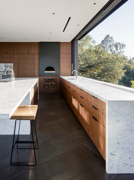 Press kit | 2316-01 - Press release | Oak Pass House - Walker Workshop - Residential Architecture - Photo credit: Joe Fletcher