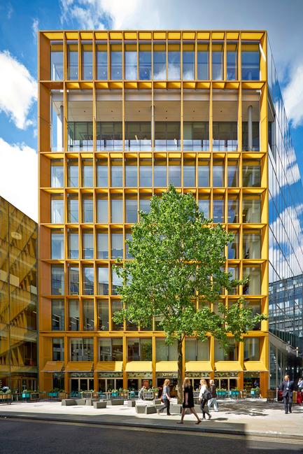 Dossier de presse | 2337-01 - Communiqué de presse | One New Ludgate - Fletcher Priest Architects - Commercial Architecture - The new piazza - Crédit photo : Timothy Soar