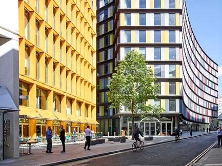 Dossier de presse | 2337-01 - Communiqué de presse | One New Ludgate - Fletcher Priest Architects - Commercial Architecture - One and Two New Ludgate - Crédit photo : Timothy Soar