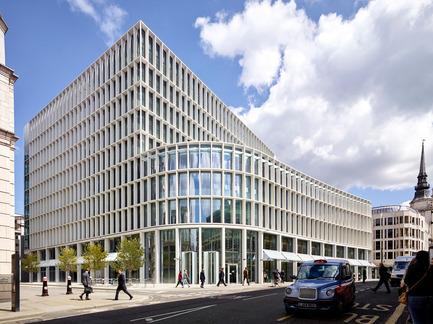 Dossier de presse | 2337-01 - Communiqué de presse | One New Ludgate - Fletcher Priest Architects - Commercial Architecture - One New Ludgate - Crédit photo : Timothy Soar