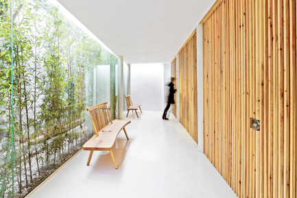 Press kit | 2264-01 - Press release | Tea House in Hutong - Arch Studio - Commercial Interior Design - Private Tea Room Area - Photo credit: Wang Ning