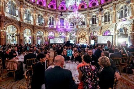 Press kit | 2276-01 - Press release | La 4ème édition des ArchiDesignclub Awards est lancée - ArchiDesignclub by Muuuz - Concours - Save the date : le Dîner de gala aura lieu le 1er mars 2017 au Grand Hôtel Intercontinental Opéra à Paris. - Photo credit: Muuuz