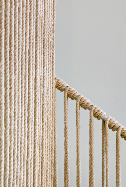 Press kit   2303-01 - Press release   Puro Hotel - OHLAB - Commercial Interior Design -  Handrailing detail  - Photo credit: José Hevia