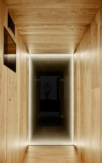 Press kit   2303-01 - Press release   Puro Hotel - OHLAB - Commercial Interior Design - Lift - Photo credit: José Hevia