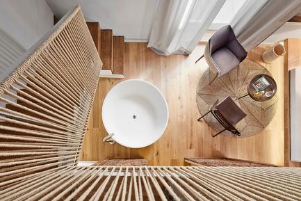 Press kit   2303-01 - Press release   Puro Hotel - OHLAB - Commercial Interior Design - Room - Photo credit: José Hevia