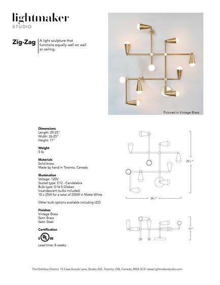 Dossier de presse | 1665-01 - Communiqué de presse | Toronto-Based Lightmaker Studio Launches the Mode and Float Series of Lighting at IDS Toronto - Lightmaker Studio - Design d'éclairage - Crédit photo : Lightmaker Studio